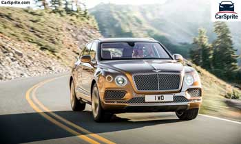 Bentley Bentayga 2019 prices and specifications in UAE | Car Sprite