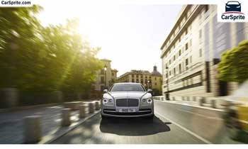 Bentley Flying Spur 2018 prices and specifications in UAE | Car Sprite