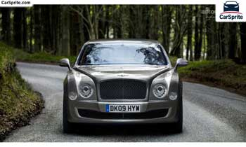 Bentley Mulsanne 2019 prices and specifications in UAE | Car Sprite