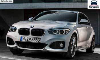 BMW 1 Series 2019 prices and specifications in UAE | Car Sprite
