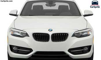 BMW 2 Series Coupe 2019 prices and specifications in UAE | Car Sprite