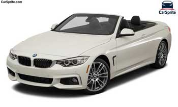 BMW 4 Series Convertible 2019 prices and specifications in UAE | Car Sprite