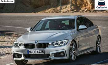 BMW 4 Series Gran Coupe 2019 prices and specifications in UAE | Car Sprite