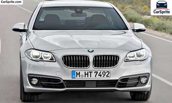 BMW 5 Series 2019 prices and specifications in UAE | Car Sprite
