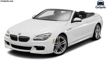 BMW 6 Series Convertible 2019 prices and specifications in UAE | Car Sprite