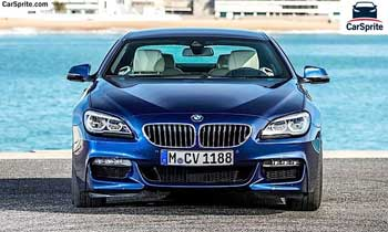 BMW 6 Series Coupe 2019 prices and specifications in UAE | Car Sprite