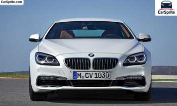 BMW 6 Series Gran Coupe 2019 prices and specifications in UAE | Car Sprite