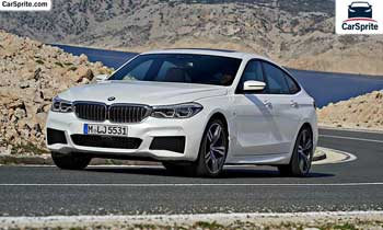 BMW 6 Series Gran Turismo 2019 prices and specifications in UAE | Car Sprite