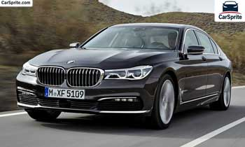 BMW 7 Series 2019 prices and specifications in UAE | Car Sprite