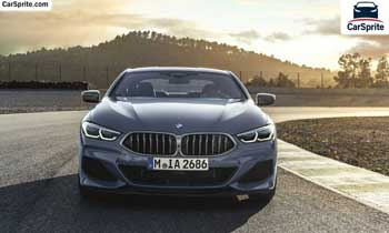 BMW 8 Series Coupe 2019 prices and specifications in UAE | Car Sprite