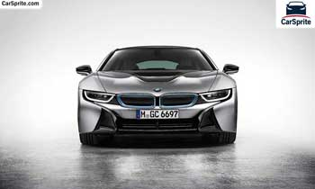 BMW i8 2019 prices and specifications in UAE | Car Sprite