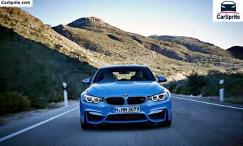 BMW M3 Sedan 2019 prices and specifications in UAE | Car Sprite