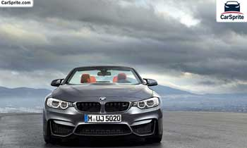 BMW M4 Convertible 2019 prices and specifications in UAE | Car Sprite