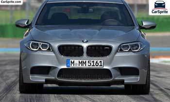 BMW M5 Sedan 2019 prices and specifications in UAE | Car Sprite