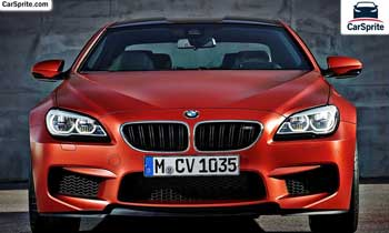 BMW M6 Coupe 2019 prices and specifications in UAE | Car Sprite