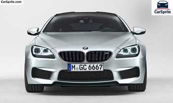BMW M6 Gran Coupe 2019 prices and specifications in UAE | Car Sprite