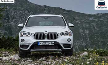 BMW X1 2019 prices and specifications in UAE | Car Sprite