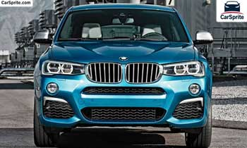 BMW X4 2019 prices and specifications in UAE | Car Sprite