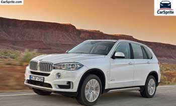 BMW X5 2019 prices and specifications in UAE | Car Sprite