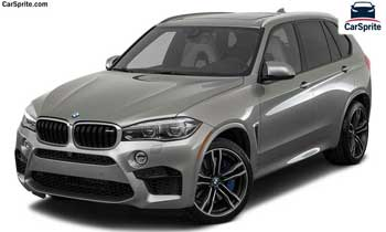 BMW X5 M 2019 prices and specifications in UAE | Car Sprite