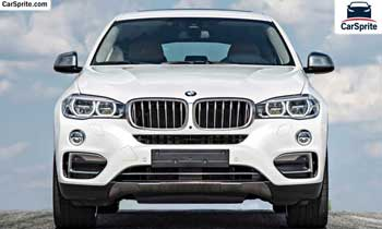 BMW X6 2019 prices and specifications in UAE | Car Sprite