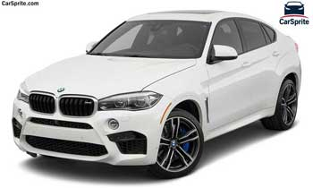 BMW X6 M 2019 prices and specifications in UAE | Car Sprite