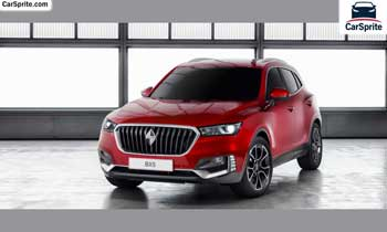 Borgward BX5 2019 prices and specifications in UAE | Car Sprite
