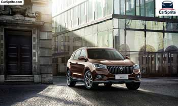 Borgward BX7 2019 prices and specifications in UAE | Car Sprite