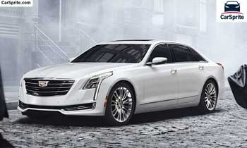 Cadillac CT6 Sedan 2019 prices and specifications in UAE | Car Sprite