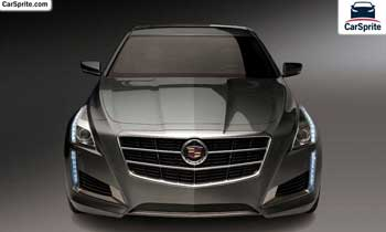 Cadillac CTS 2019 prices and specifications in UAE | Car Sprite