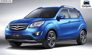 Changan CS35 2019 prices and specifications in UAE | Car Sprite