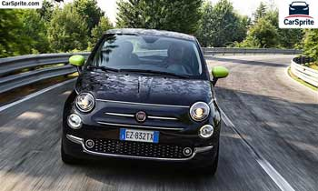 Fiat 500 2019 prices and specifications in UAE | Car Sprite