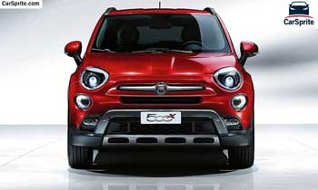 Fiat 500X 2019 prices and specifications in UAE | Car Sprite