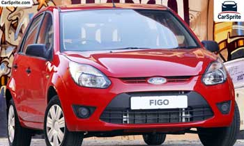 Ford Figo 2019 prices and specifications in UAE | Car Sprite