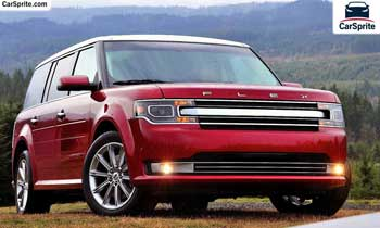 Ford Flex 2019 prices and specifications in UAE | Car Sprite