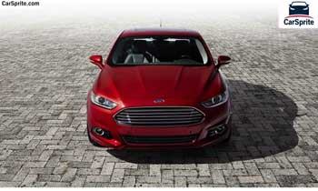 Ford Fusion 2019 prices and specifications in UAE | Car Sprite