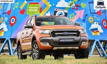Ford Ranger 2019 prices and specifications in UAE | Car Sprite
