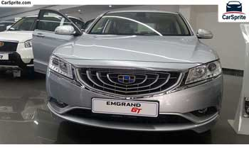 Geely Emgrand GT 2019 prices and specifications in UAE | Car Sprite