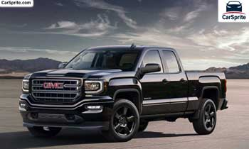 GMC Sierra 2018 prices and specifications in UAE | Car Sprite