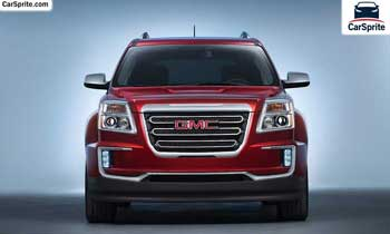 GMC Terrain 2019 prices and specifications in UAE | Car Sprite