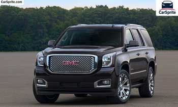 GMC Yukon Denali 2019 prices and specifications in UAE | Car Sprite