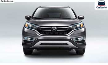 Honda CR-V 2019 prices and specifications in UAE | Car Sprite
