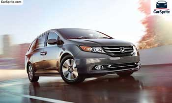 Honda Odyssey 2019 prices and specifications in UAE | Car Sprite