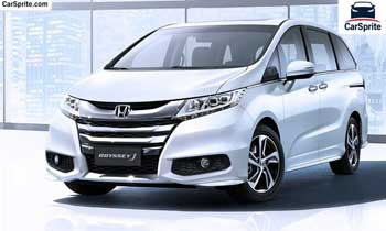 Honda Odyssey J 2019 prices and specifications in UAE | Car Sprite