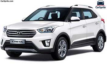 Hyundai Creta 2019 prices and specifications in UAE | Car Sprite