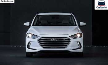Hyundai Elantra 2019 prices and specifications in UAE | Car Sprite