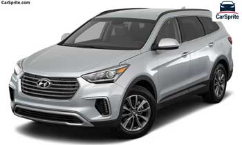 Hyundai Grand Santa Fe 2019 prices and specifications in UAE | Car Sprite