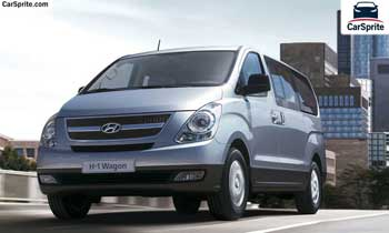 Hyundai H1 2019 prices and specifications in UAE | Car Sprite