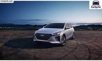 Hyundai Ioniq 2019 prices and specifications in UAE | Car Sprite
