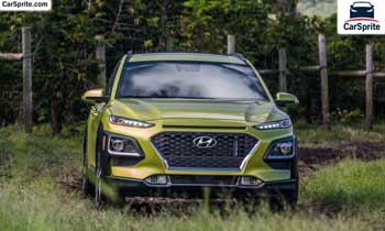 Hyundai Kona 2019 prices and specifications in UAE | Car Sprite